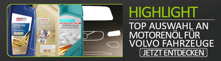 Motoröl für Volvo Fahrzeuge
