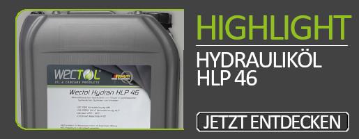Wectol Hydrauliköl HLP 46