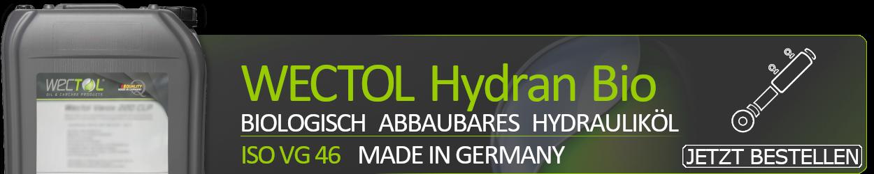 WECTOL Hydrauliköl Hydran Bio 46 HEES