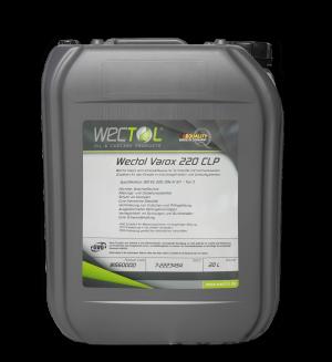 Wectol Getriebeöl Varox CLP 220 / 20 Liter
