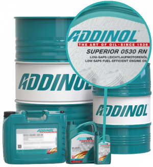 Addinol Motoröl 5w30 Superior 0530 RN
