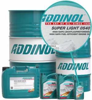 ADDINOL Motoröl 5W40 Super Light 0540