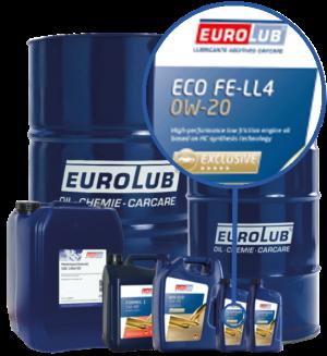 Eurolub Motoröl 0W20 Eco FE-LL4 0W-20
