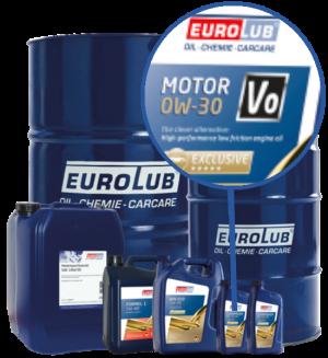 Eurolub Motoröl 0W30 Motor V0 0W-30