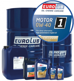Eurolub Motoröl 0W40 Motor 1 0W-40