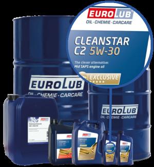 Eurolub Motoröl 5W30 Cleanstar C2 5W-30