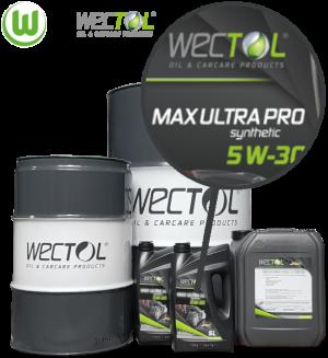Wectol Max Ultra Pro 5W-30